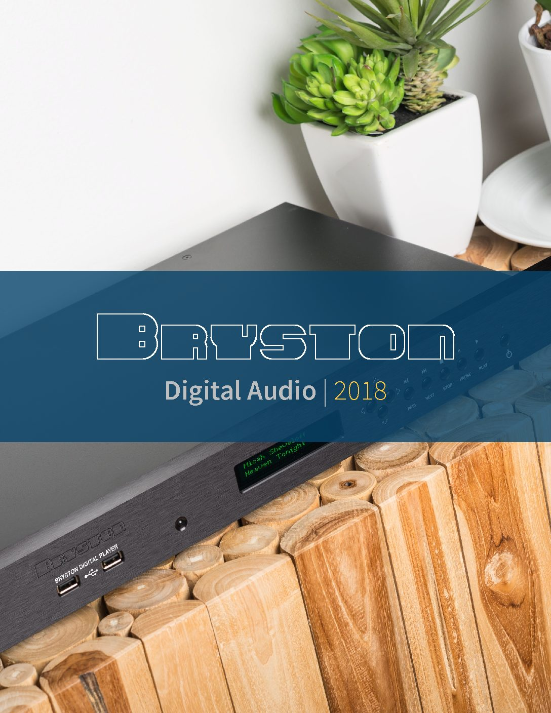 Digital Audio 2018