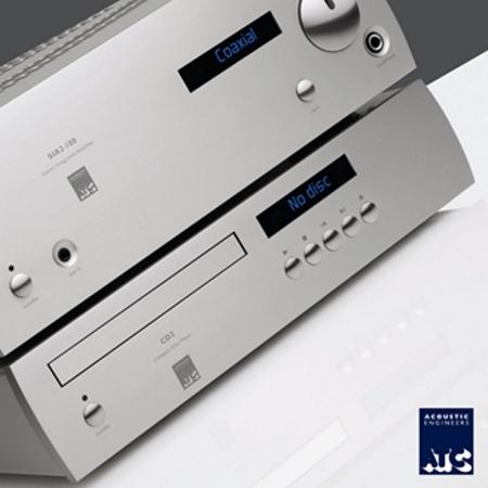ATC lança conjunto amplificador / DAC e leitor de CDs