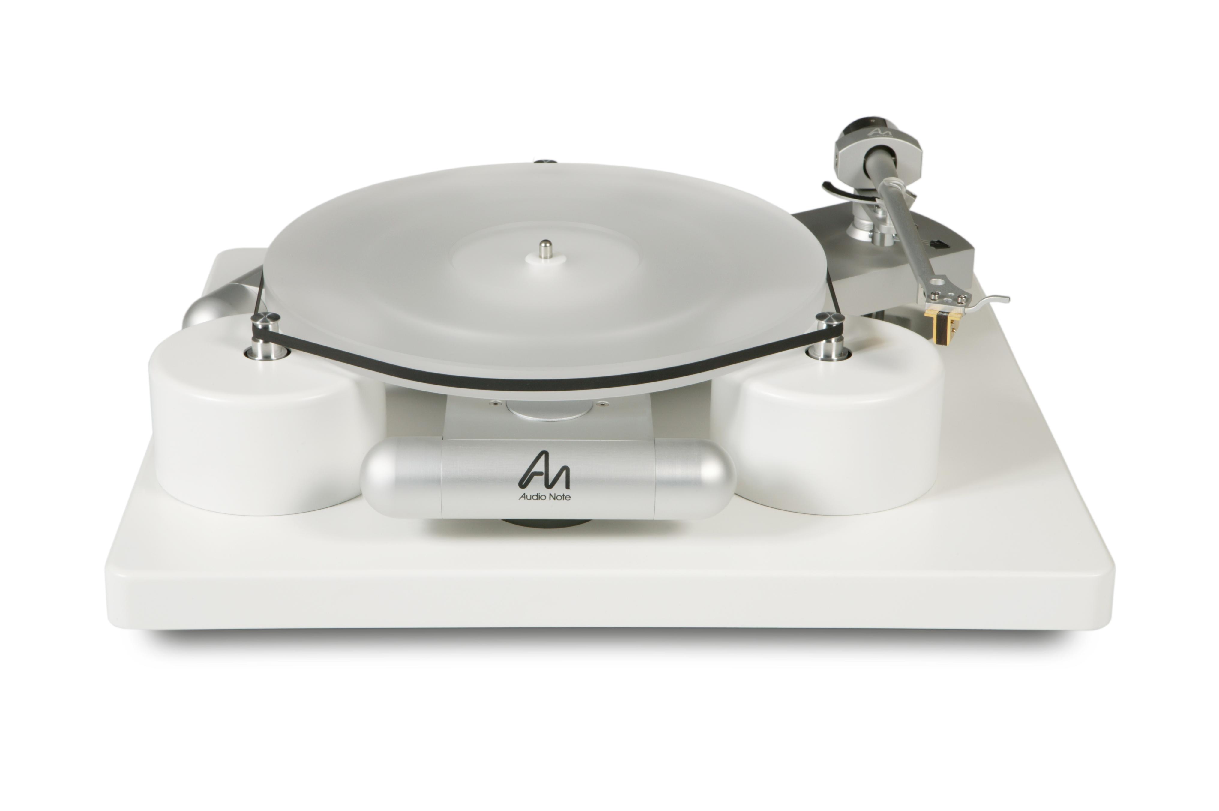 Audio Note TT3 Satin White