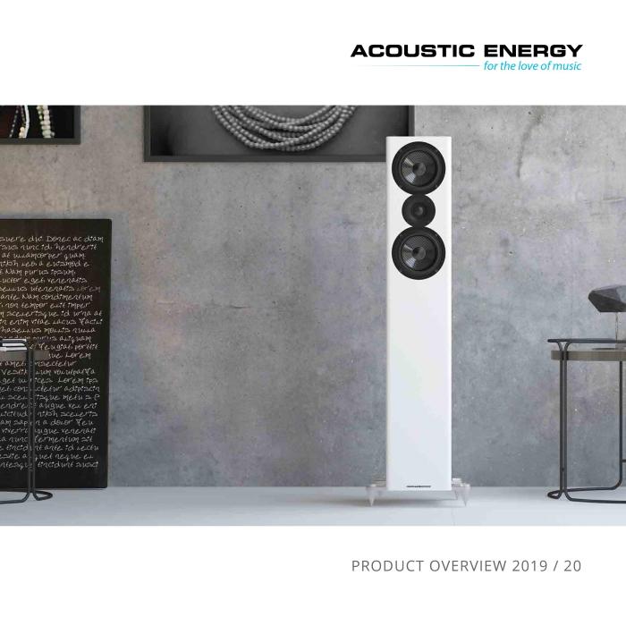 brochura acoustic energie 2019