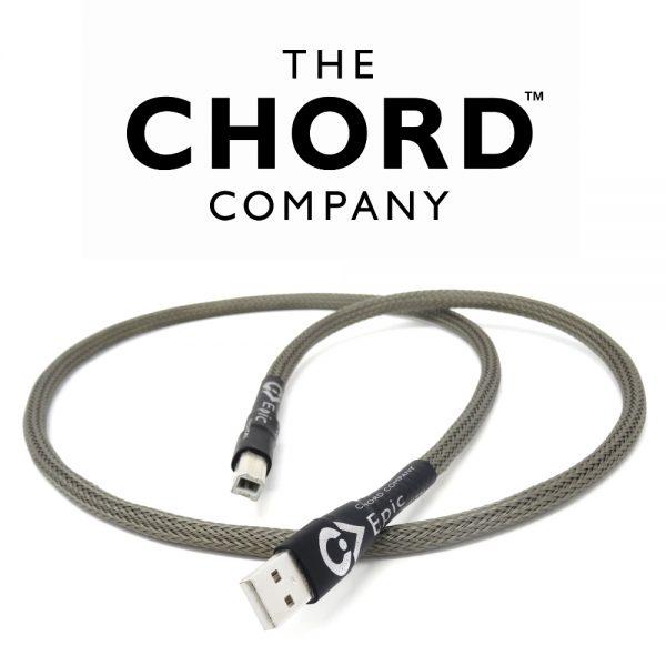 A Chord lança novo cabo USB da gama EPIC.