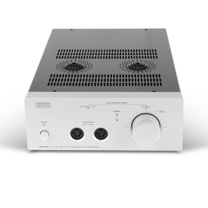 Novos amplificadores STAX