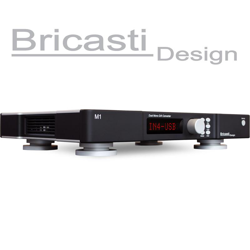 Exaudio distribui Bricasti Design.